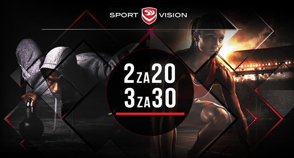 Sport Vision popust do 30% do 30.05.