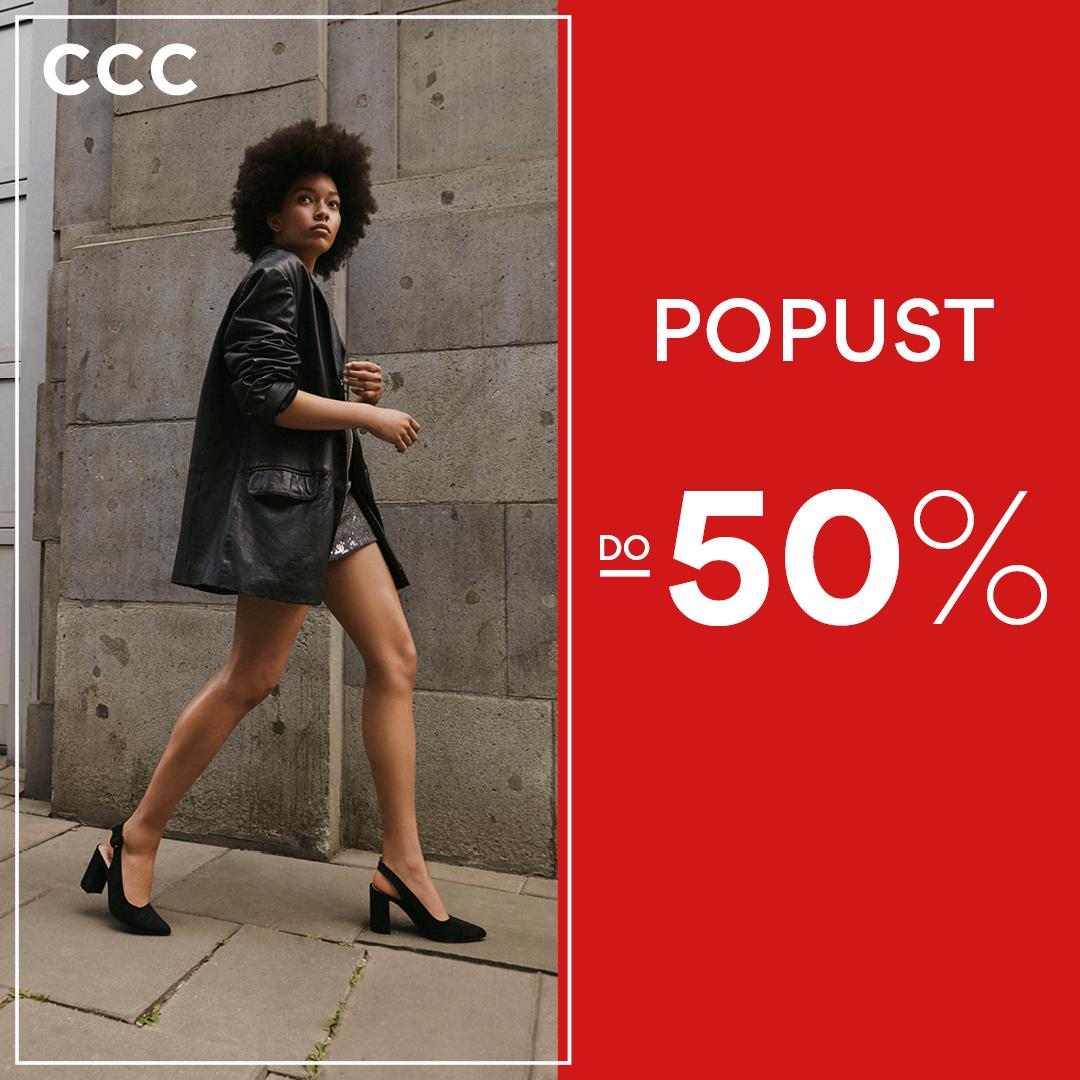 CCC popusti do 50%.  Akcija vrijedi do 17.06.