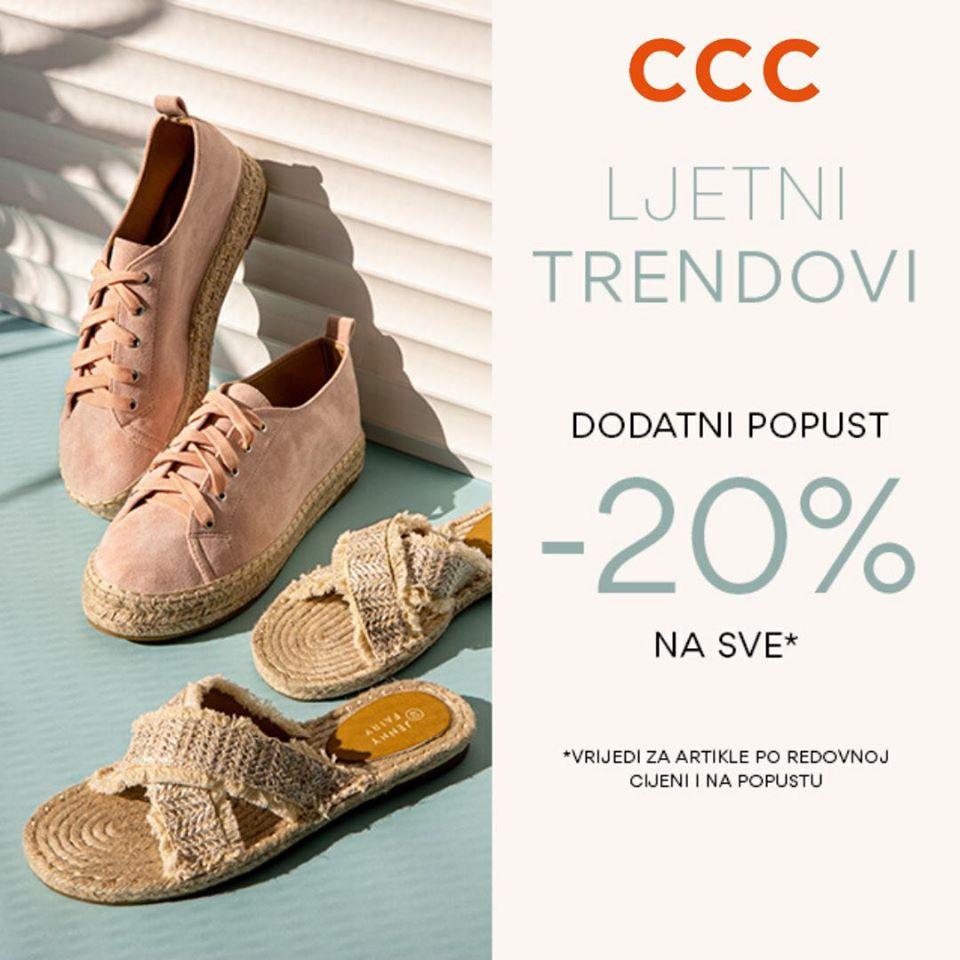 CCC vikend popust