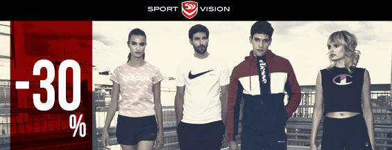 Sport Vision vikend sniženje