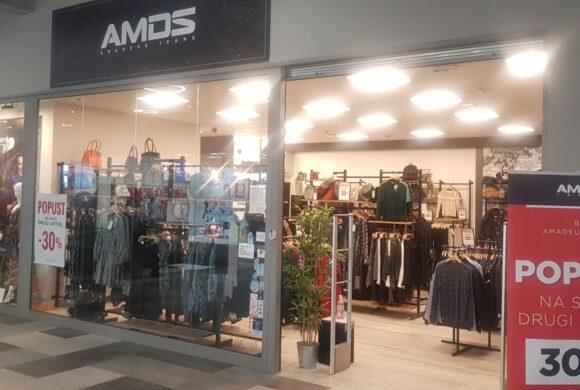 AMDS popust 30% na svaki drugi artikal