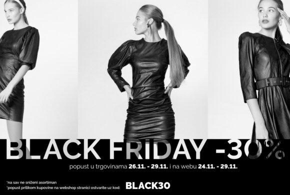 AMDS Jeans – Black Friday popusti 30% do od 26. do  29.11.2020.
