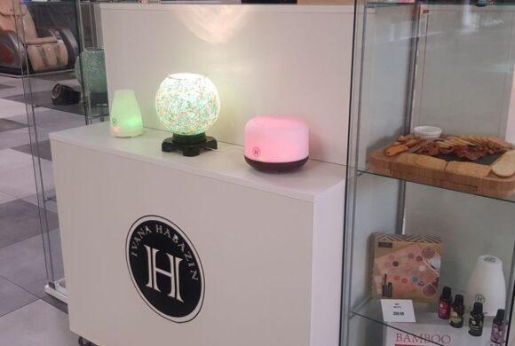 HABAZIN International – otvoren prodajni otok s poklonima