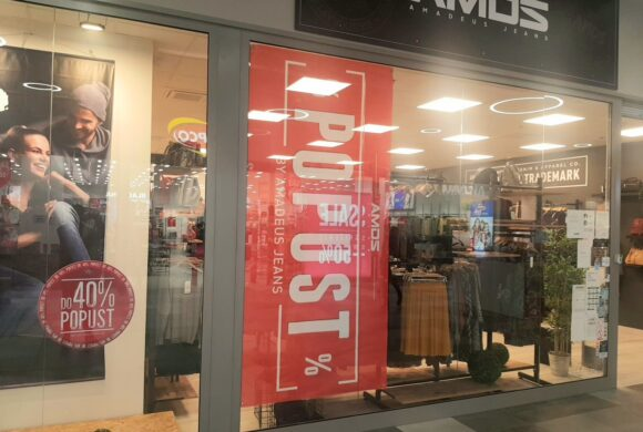 Sniženje do 40% u AMDS Jeans trgovoini