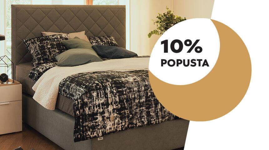 HESPO promocija u veljači- krevet Astoria