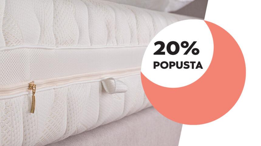 Loop madrac 20% popusta do kraja veljače u Hespo salonu