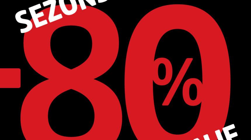 MANA sezonsko čišćenje -80%