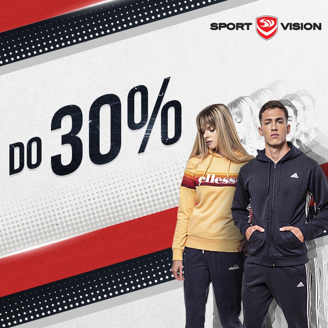 Sport Vision vikend popusti