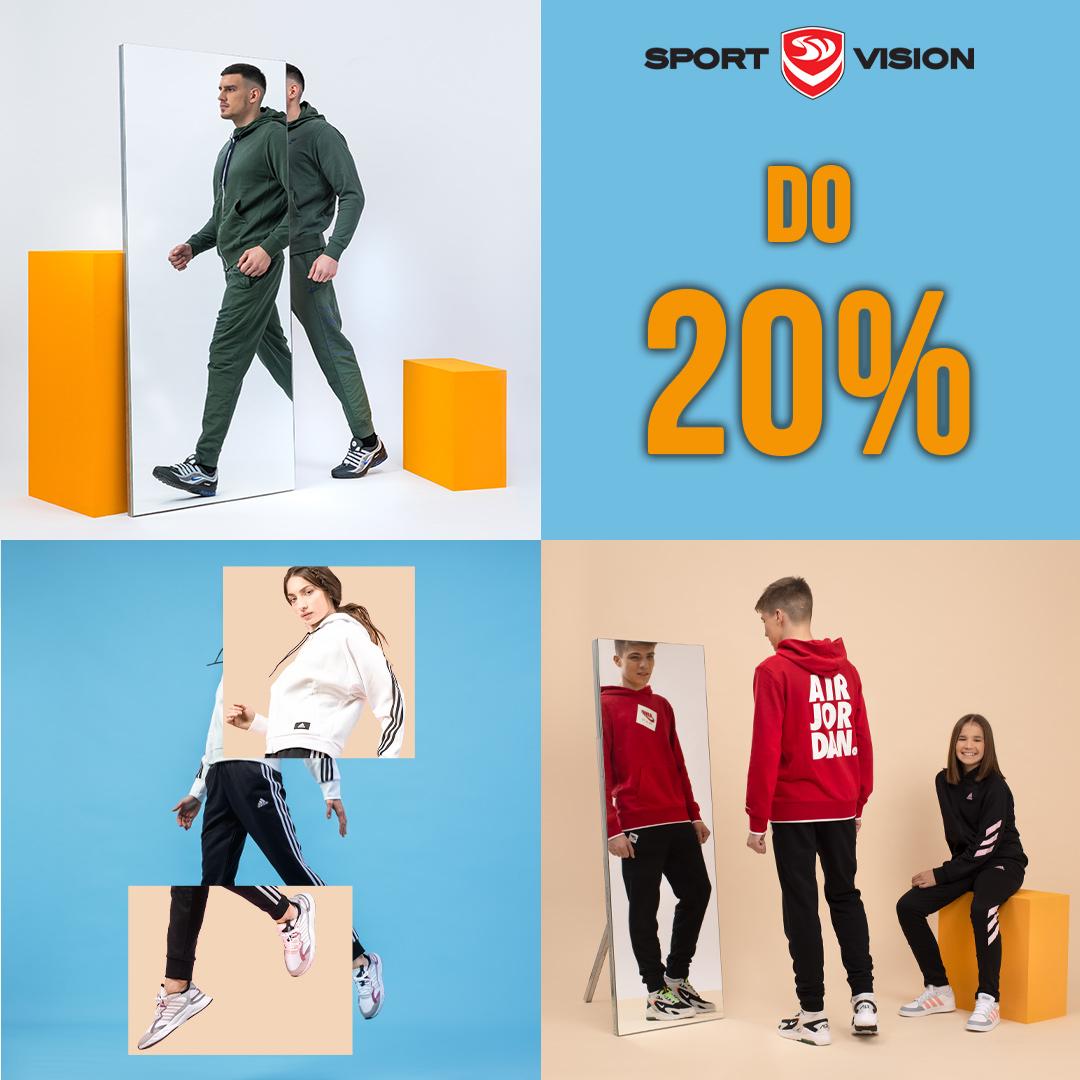 Sport Vision vikend akcija