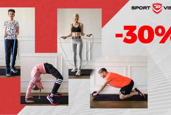Sport Vision akcija do 30.09.