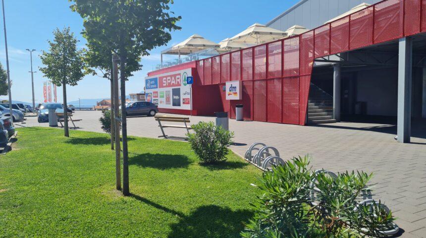 Marti retail park – zelena oaza