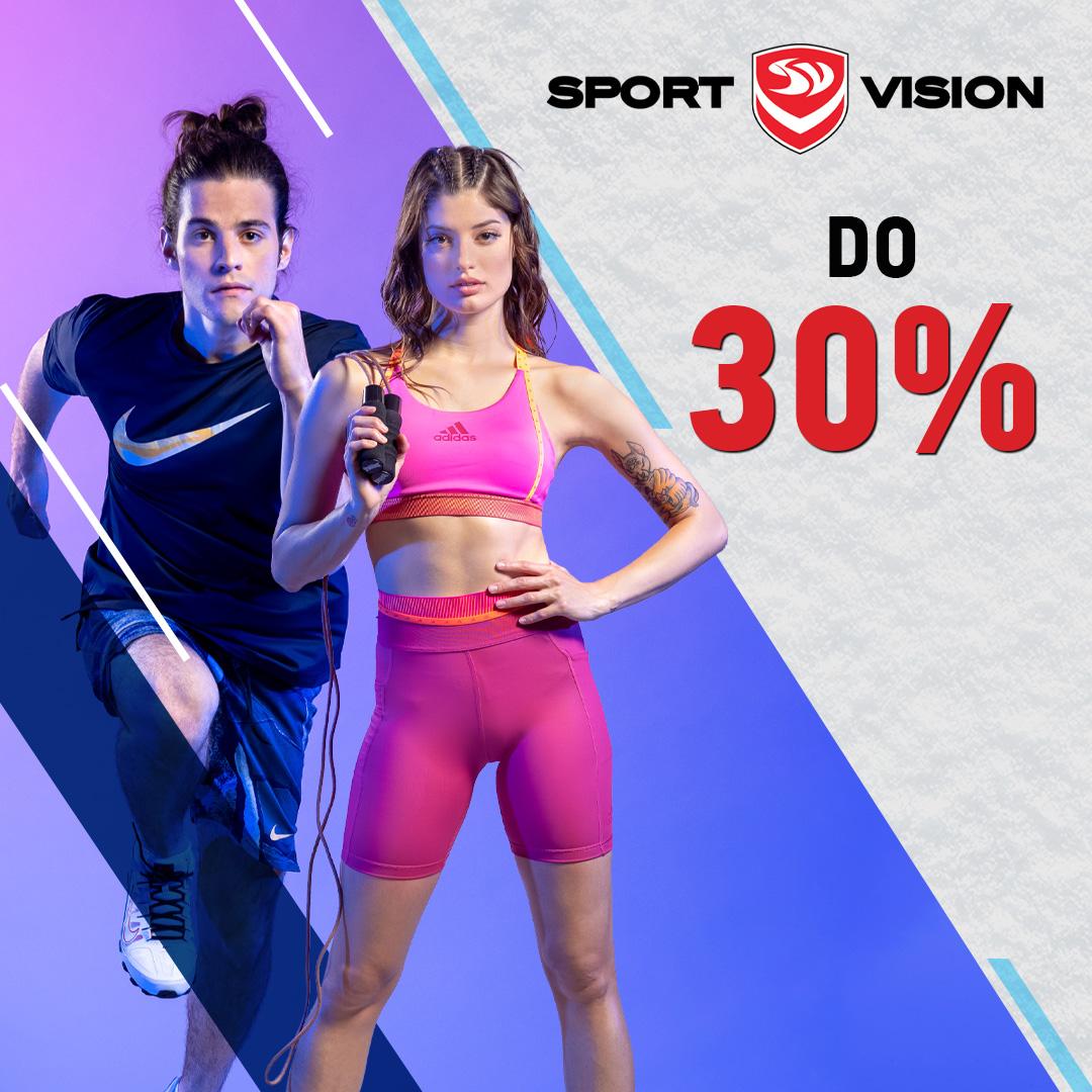 Sport Vision vikend akcija do 27. lipnja