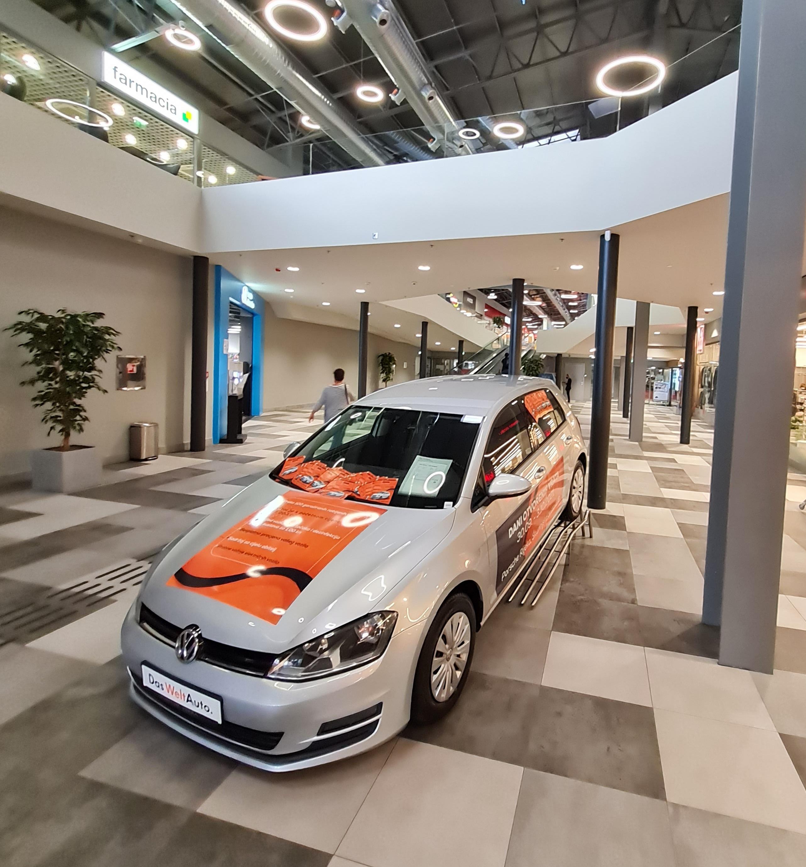 PORSCHE INTER AUTO – vikend promocija